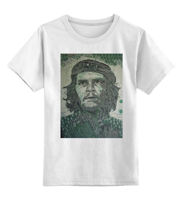 Детская футболка классическая унисекс Printio Che guevara детская футболка классическая унисекс printio empire che
