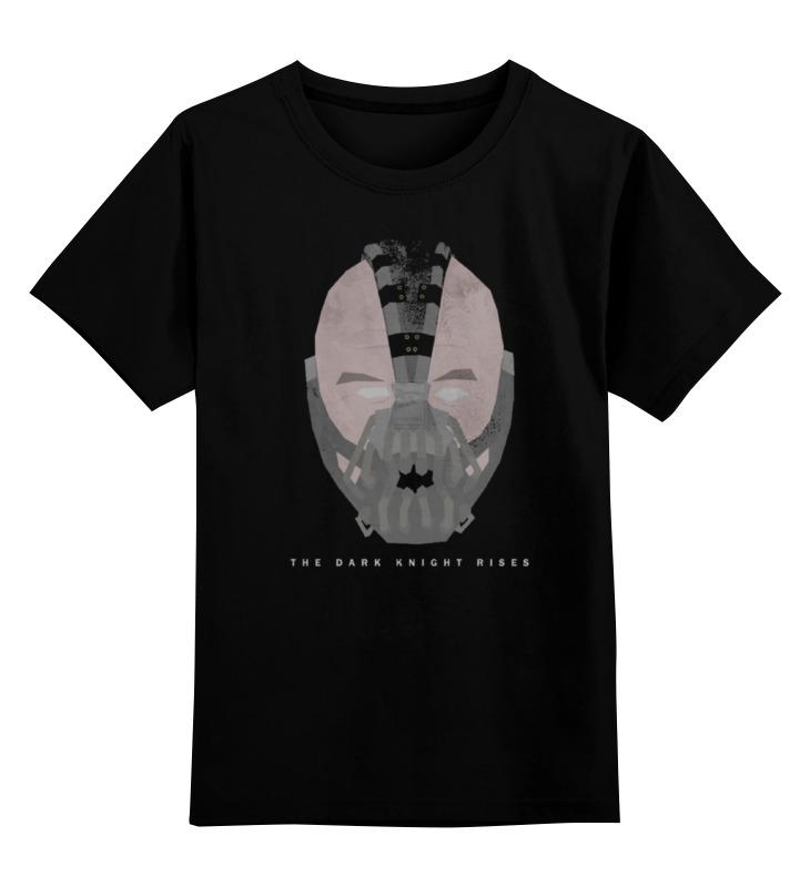 Детская футболка классическая унисекс Printio Dark knight rises футболка классическая printio dark pinocchio
