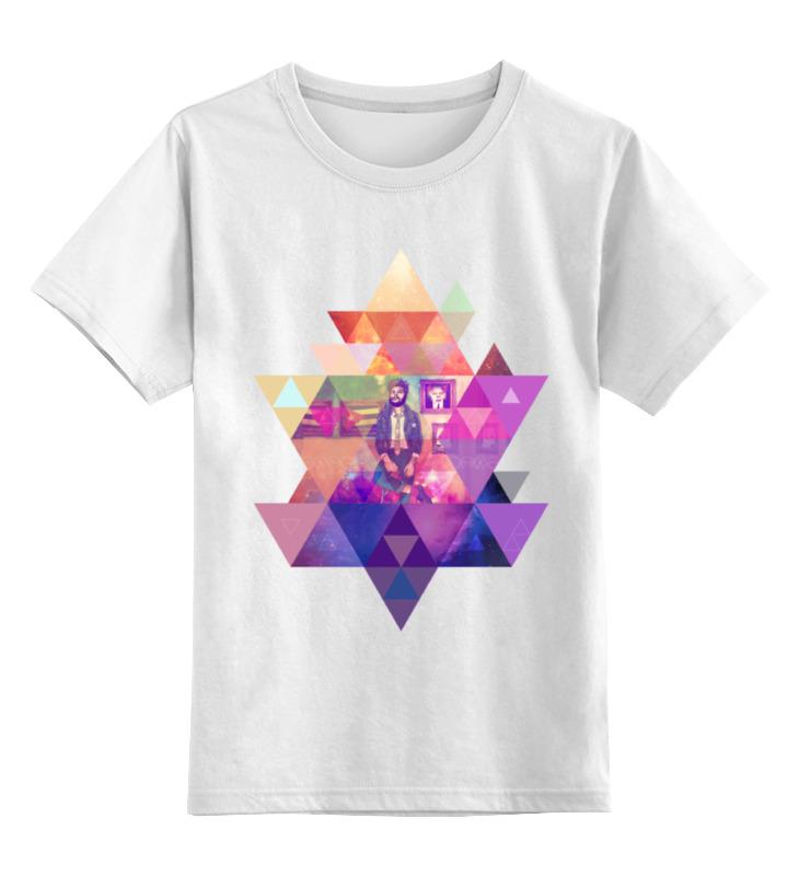 Детская футболка классическая унисекс Printio hipsta swag collection: che guevara