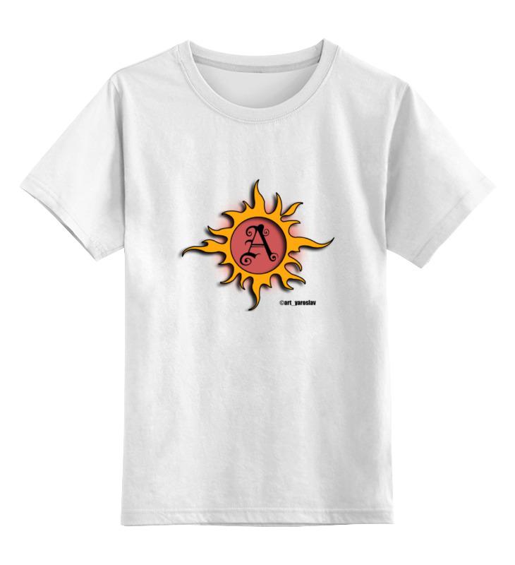 Printio ©art_yaroslav - официальный логотип фотографа детская футболка классическая унисекс printio ©art yaroslav официальный логотип фотографа