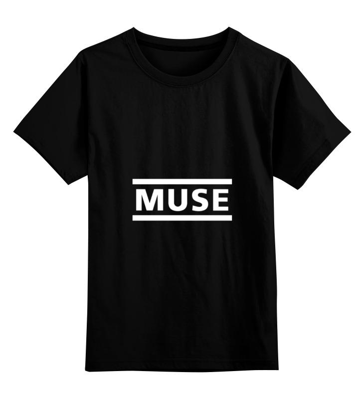 Детская футболка классическая унисекс Printio Muse! футболка стрэйч printio muse