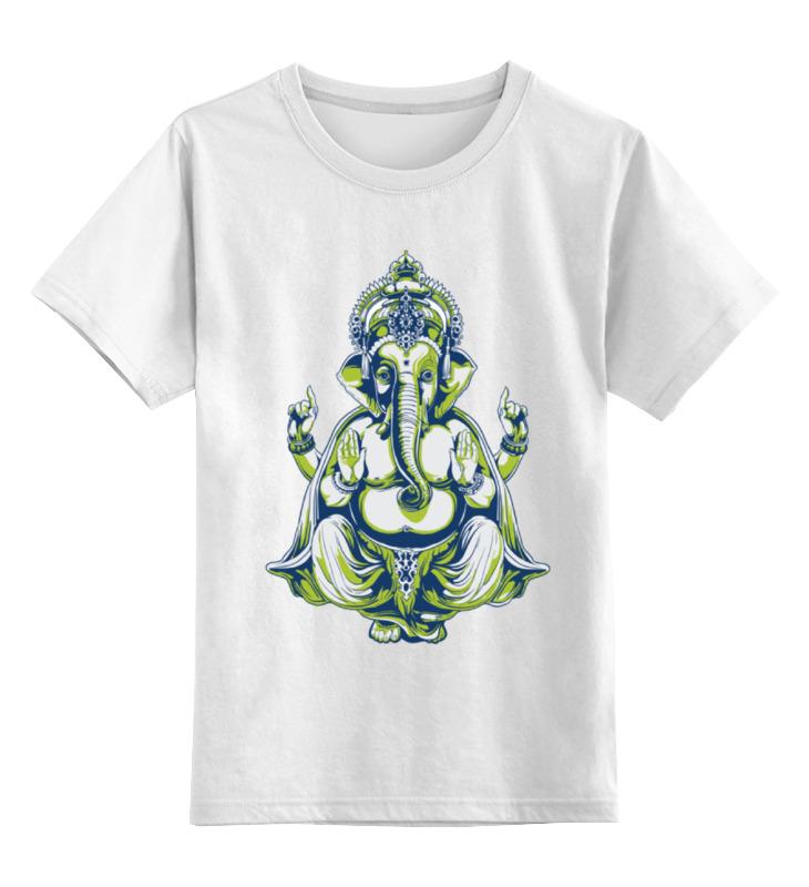Детская футболка классическая унисекс Printio Shiva лонгслив printio shiva