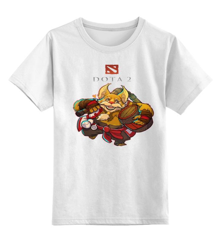 Детская футболка классическая унисекс Printio Дота 2 брюмастер детская футболка классическая унисекс printio гонг конг 2