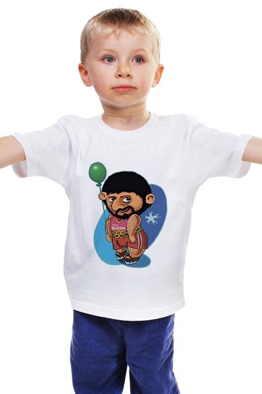 Детская футболка классическая унисекс Printio Символ олимпиады  в сочи 2014 подвески сочи 2014 адамас купить