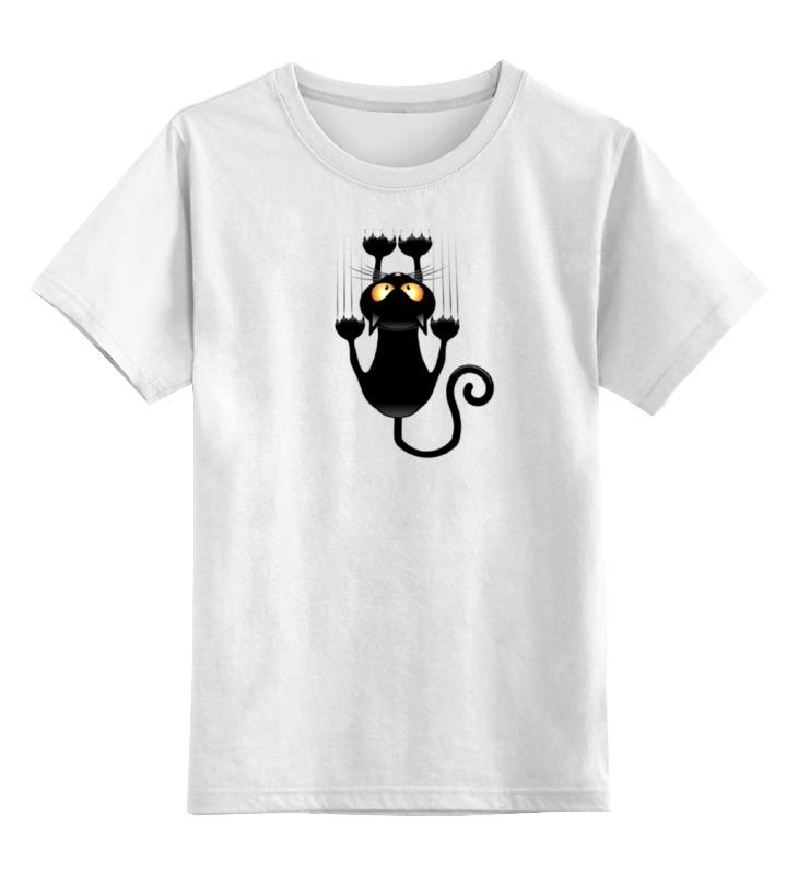Printio Царапка детская футболка классическая унисекс printio домашнее растение