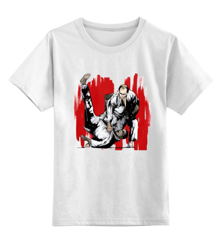 Детская футболка классическая унисекс Printio Путин детская футболка классическая унисекс printio путин в цветах