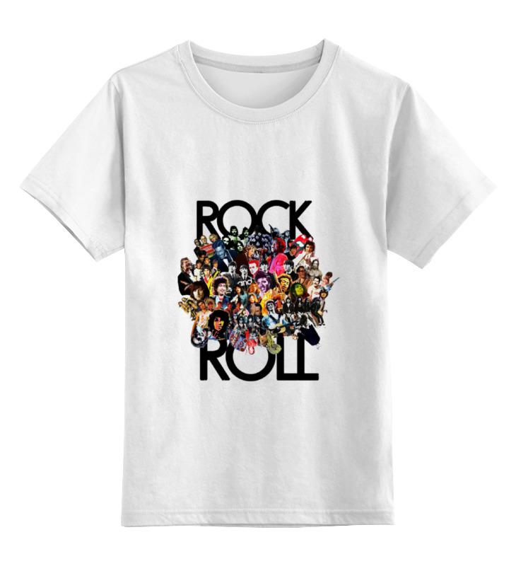 Детская футболка классическая унисекс Printio Рок-н-ролл бусы из прессованной бирюзы и муранского стекла рок н ролл