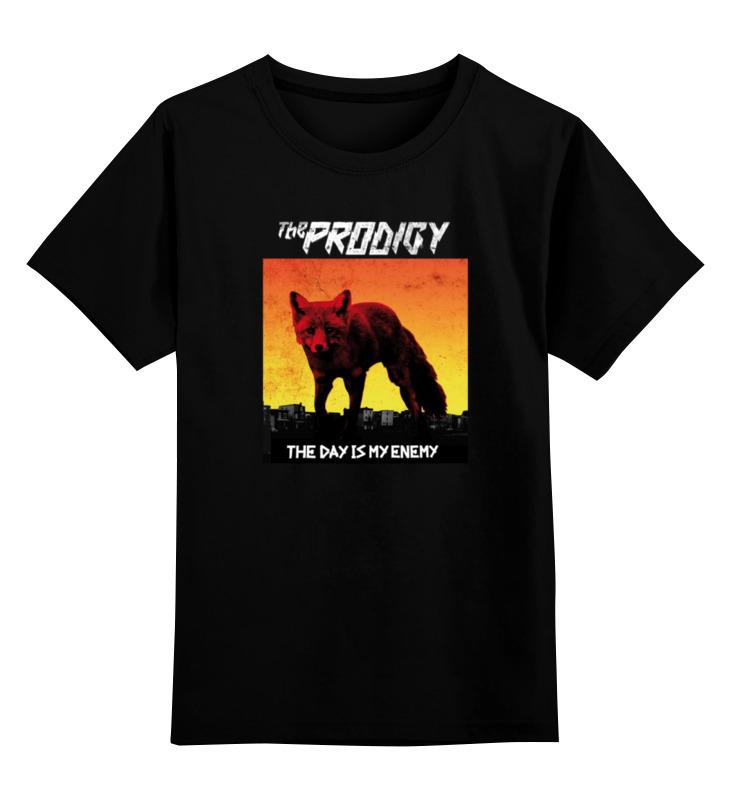 Детская футболка классическая унисекс Printio The prodigy майка print bar the prodigy