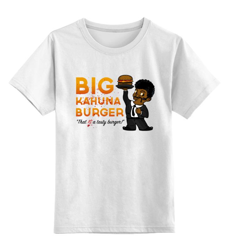 Детская футболка классическая унисекс Printio Криминальное чтиво (pulp fiction)