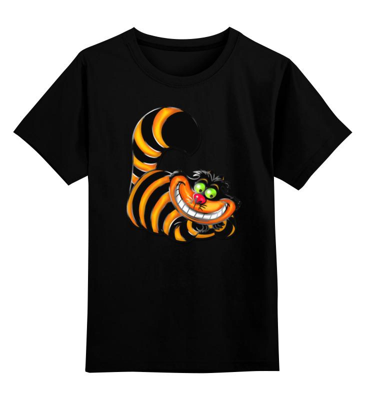 Printio Чеширский кот футболка классическая printio чеширский кот