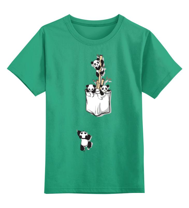 все цены на Детская футболка классическая унисекс Printio Панда онлайн