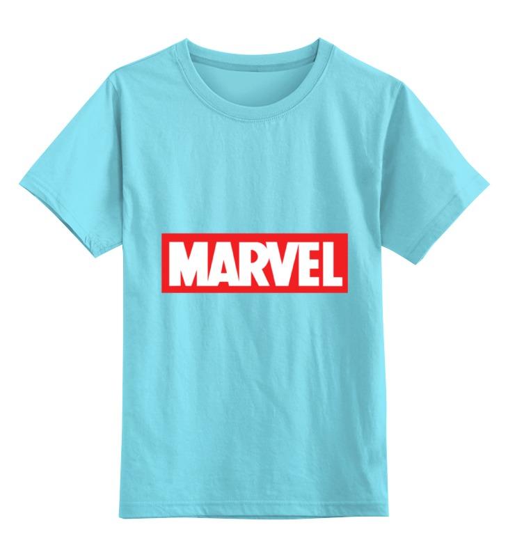 Детская футболка классическая унисекс Printio Marvel детская футболка классическая унисекс printio карандаш и самоделкин