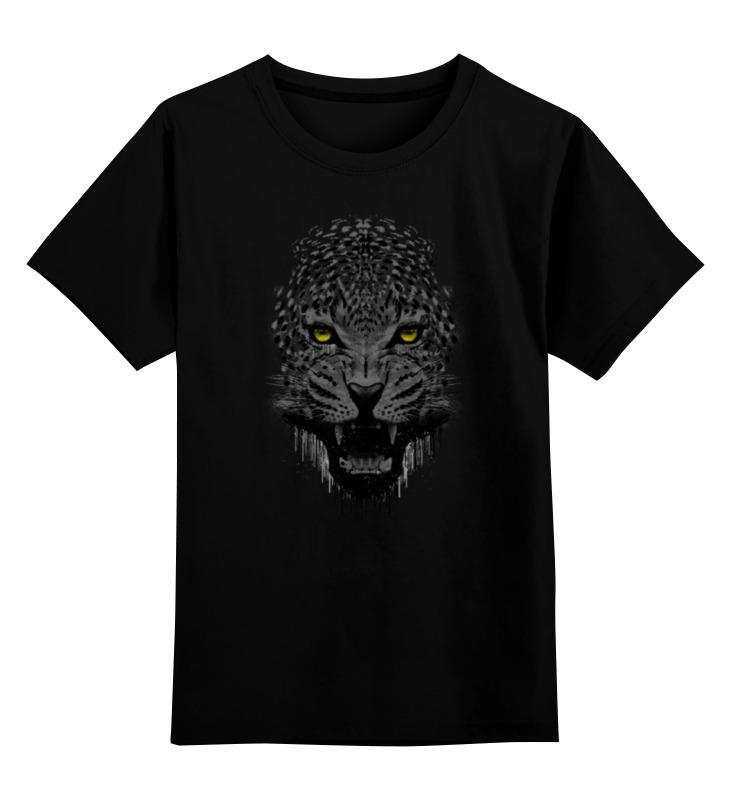 Детская футболка классическая унисекс Printio Чёрная пантера детская футболка классическая унисекс printio мачете
