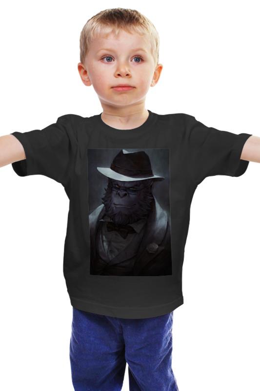 Детская футболка классическая унисекс Printio Winston детская футболка классическая унисекс printio мачете