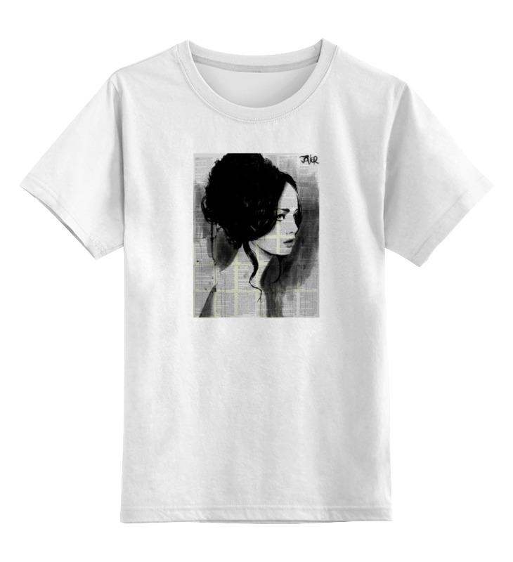 Printio Девушка детская футболка классическая унисекс printio девушка с камерой