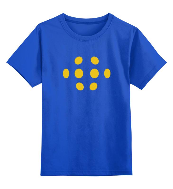 Детская футболка классическая унисекс Printio Bioshock bioshock infinite цифровая версия