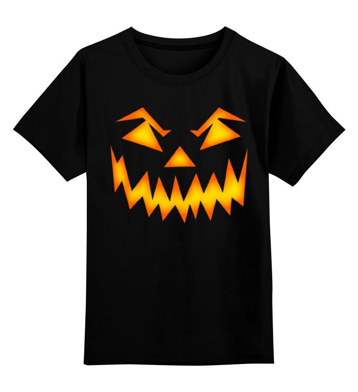 Детская футболка классическая унисекс Printio Хэллоуин