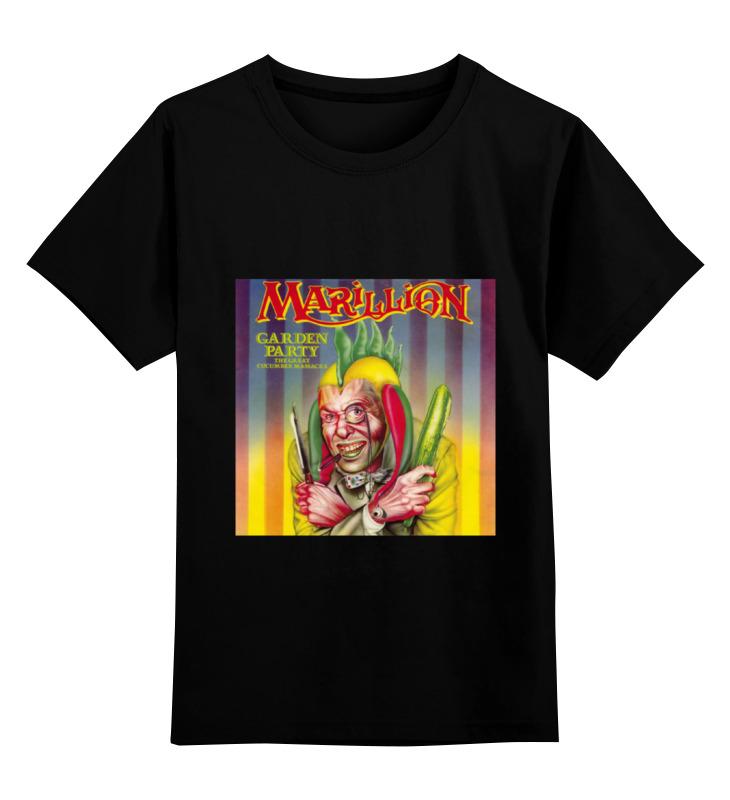 Детская футболка классическая унисекс Printio Marillion майка классическая printio marillion