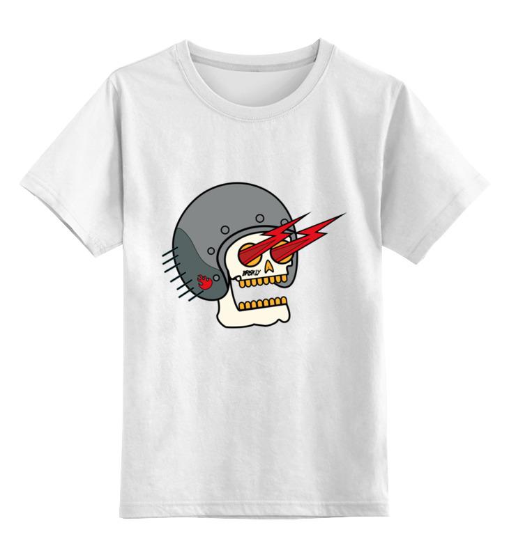 Printio Skull fast детская футболка классическая унисекс printio дождливый вечер