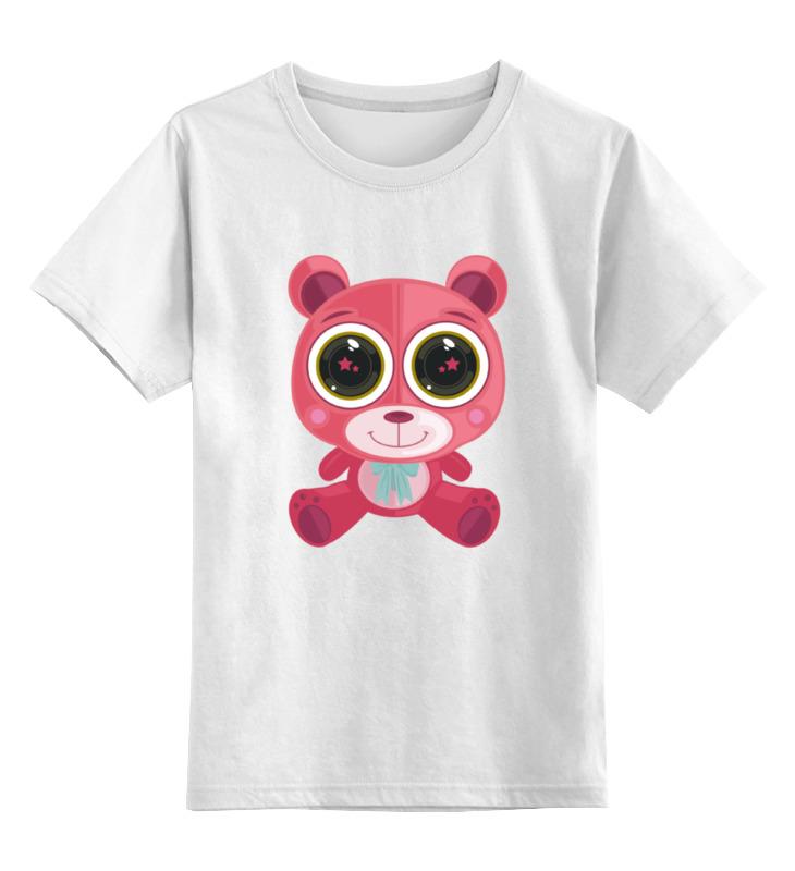 Printio Розовый мишка (bear) цена и фото