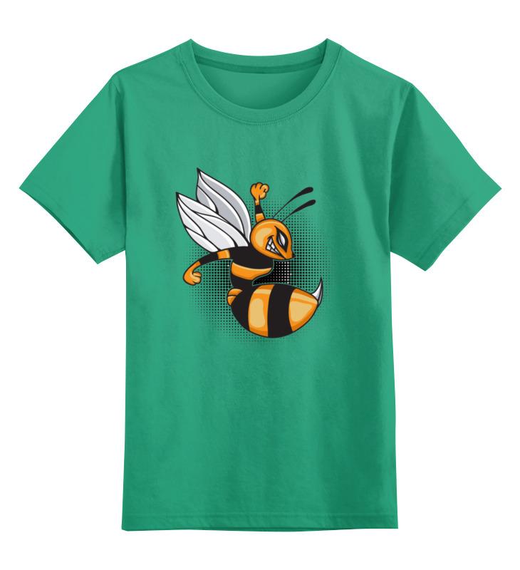 Printio Злая пчелка детская футболка классическая унисекс printio злая пчелка