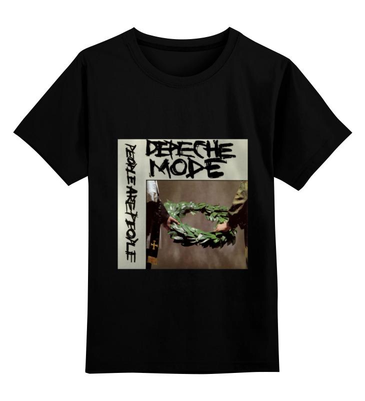 Printio Depeche mode футболка классическая printio junk people