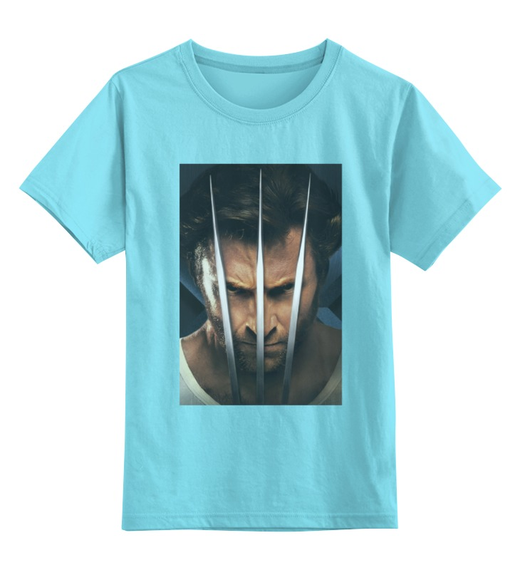 Детская футболка классическая унисекс Printio Люди икс / x men wolverine детская футболка классическая унисекс printio x men wolverine