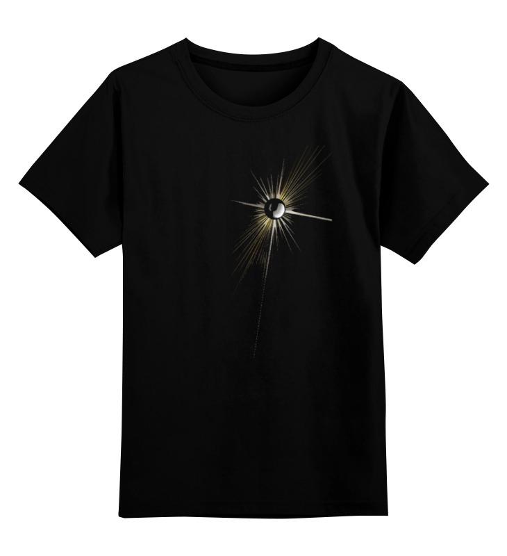Детская футболка классическая унисекс Printio Атомный мотор майка классическая printio атомный мотор