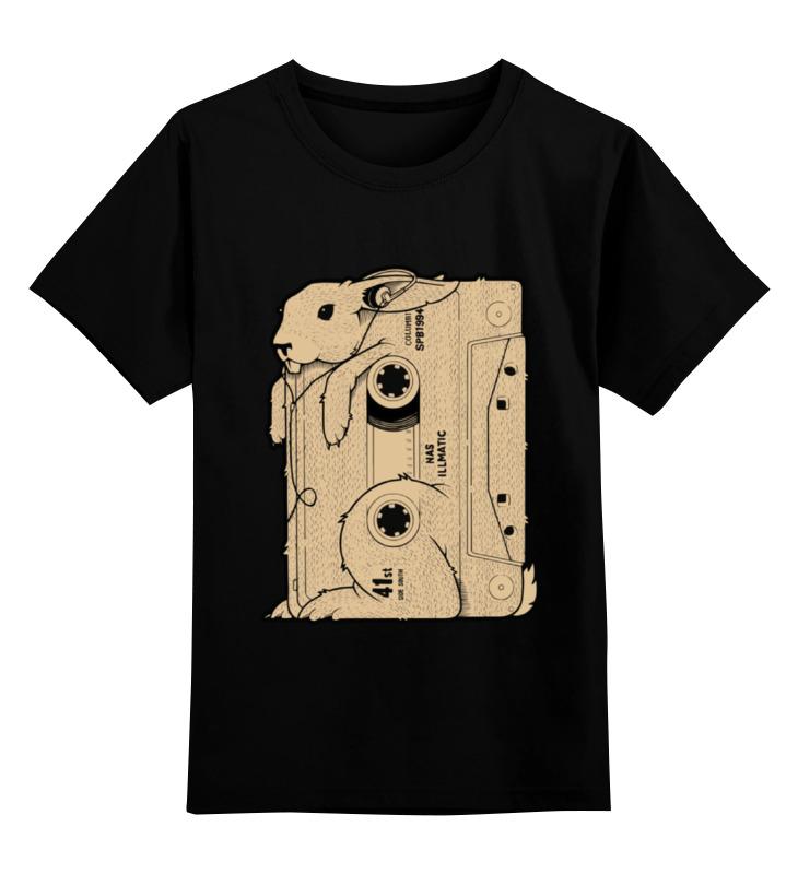 Детская футболка классическая унисекс Printio Rabbit cool mix / крутой кроличий микс футболка с полной запечаткой для мальчиков printio rabbit cool mix крутой кроличий микс