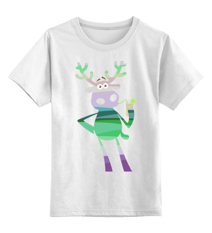 Детская футболка классическая унисекс Printio Подслушано принт4 сумка printio подслушано олень с тату