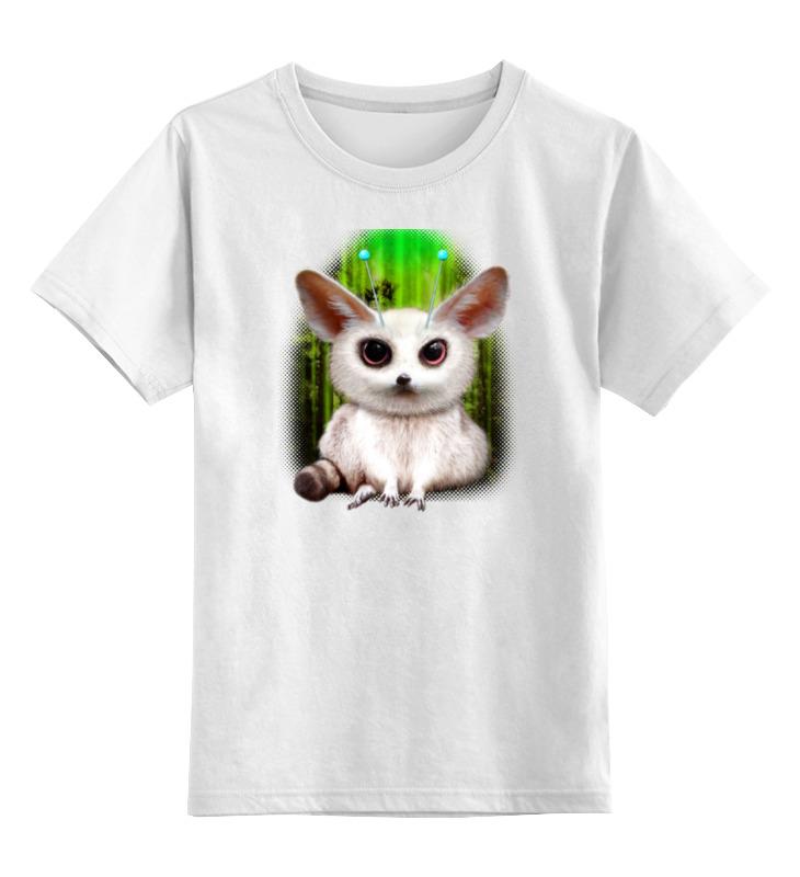 Printio Фенек (лиса) детская футболка классическая унисекс printio лиса в очках