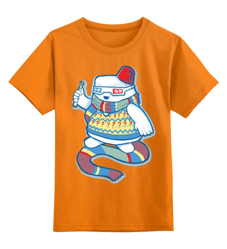 Детская футболка классическая унисекс Printio Doctor adipose футболка классическая printio doctor