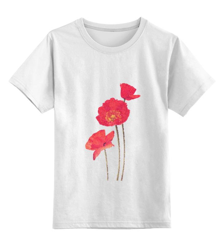 Детская футболка классическая унисекс Printio Stylish colors