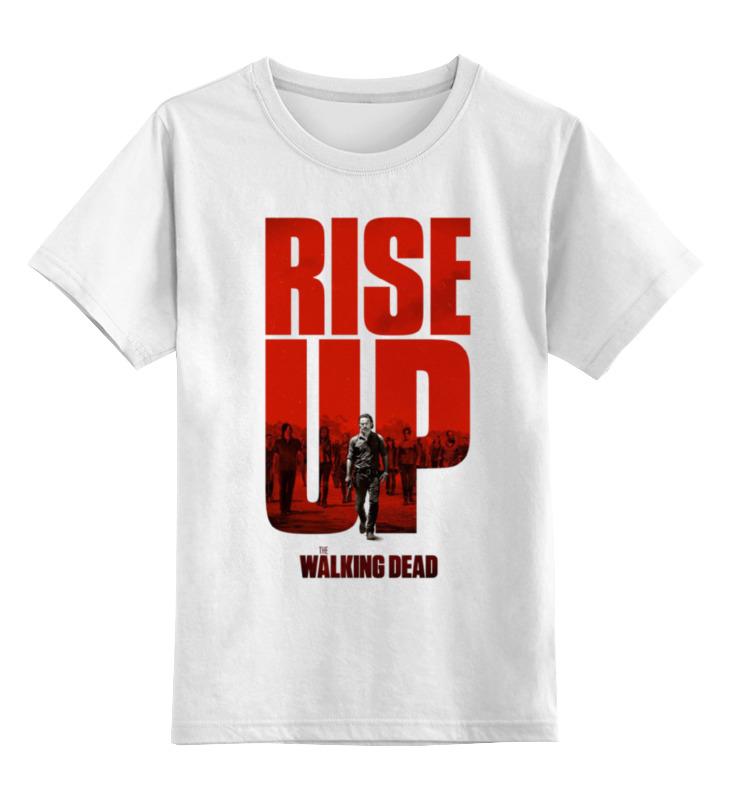 Детская футболка классическая унисекс Printio Ходячие мертвецы / the walking dead детская футболка классическая унисекс printio the walking dead