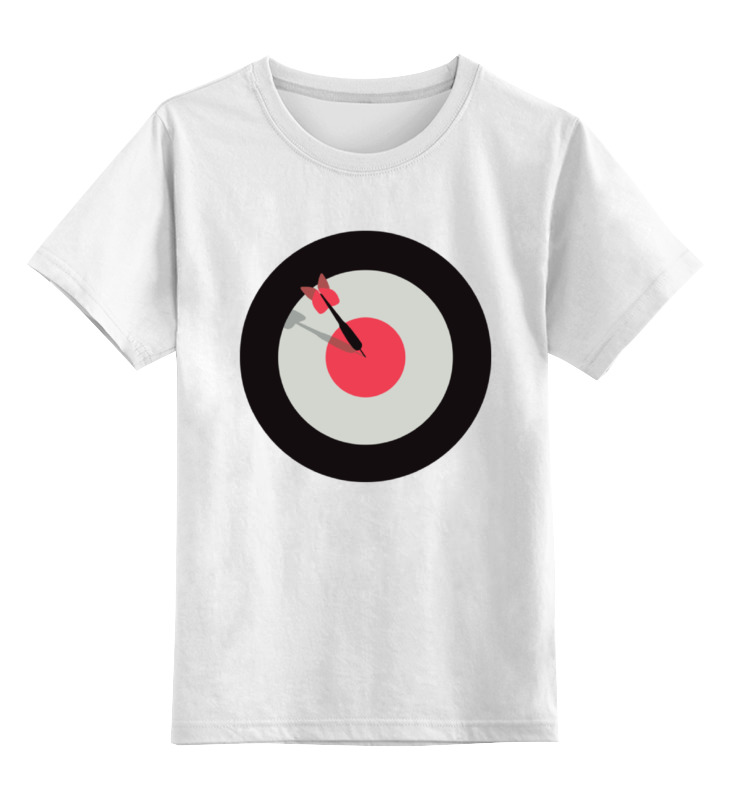 Детская футболка классическая унисекс Printio Дартс футболка wearcraft premium printio дартс