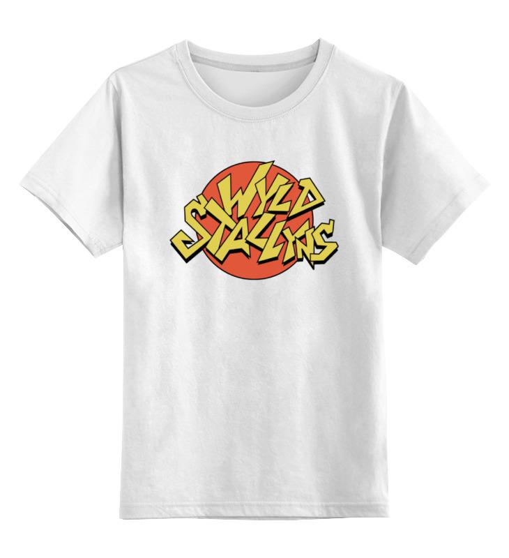 Детская футболка классическая унисекс Printio Дикий стиль sbart upf50 rashguard 2 bodyboard 1006