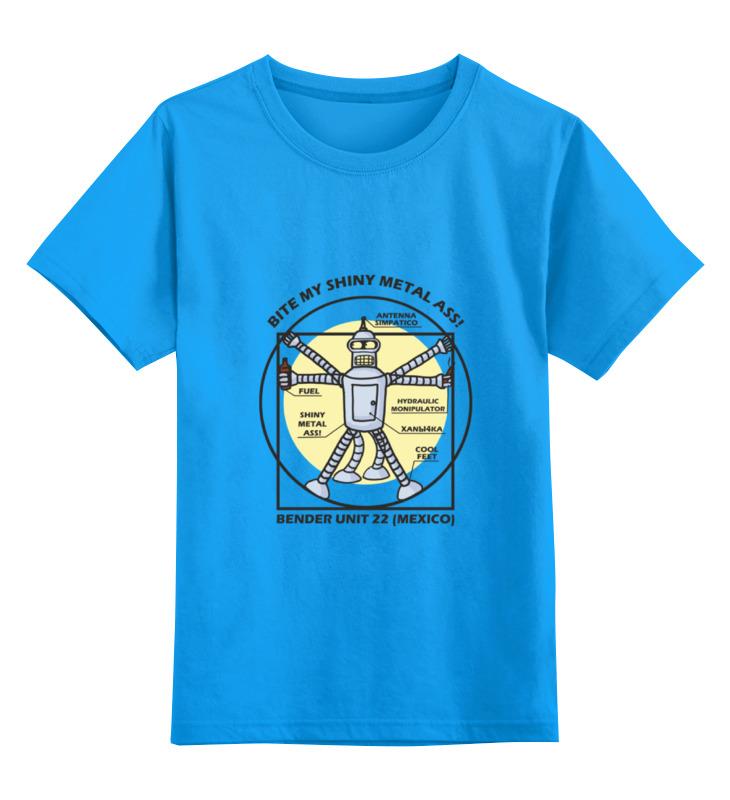 Printio Futurama детская футболка классическая унисекс printio avengers x futurama