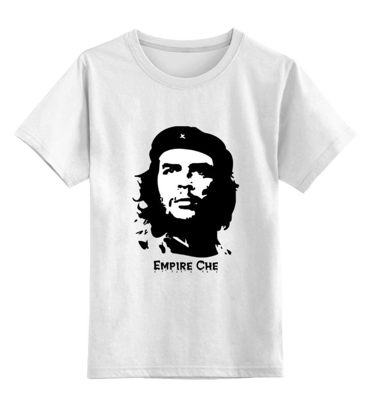 Детская футболка классическая унисекс Printio Empire che футболка рингер printio empire che