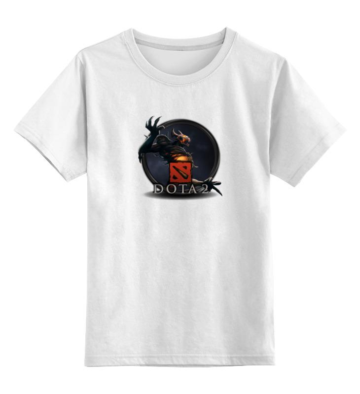 Детская футболка классическая унисекс Printio Dota 2 shadow fiend футболка классическая printio dota 2 templar assassin