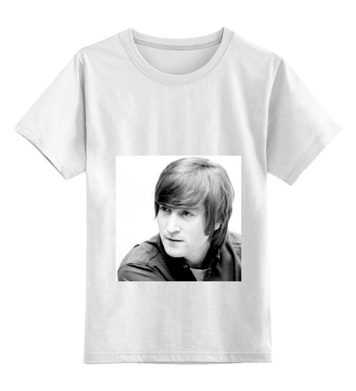 Printio Джон леннон футболка классическая printio джон ленон