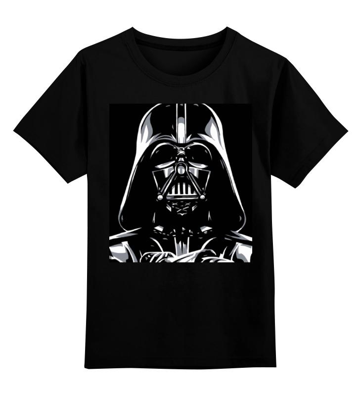 Детская футболка классическая унисекс Printio Darth vader детская футболка классическая унисекс printio мачете