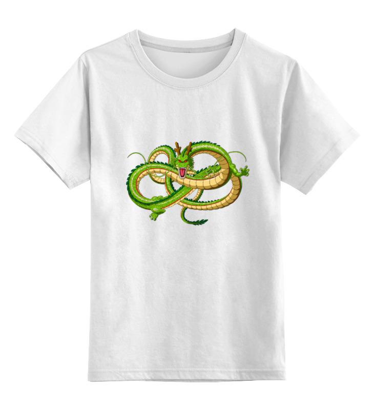 Детская футболка классическая унисекс Printio Дракон детская футболка классическая унисекс printio красавица и чудовище