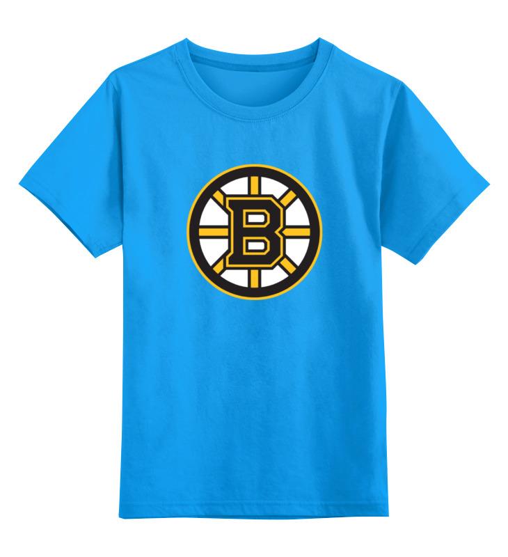Детская футболка классическая унисекс Printio Boston bruins цены онлайн