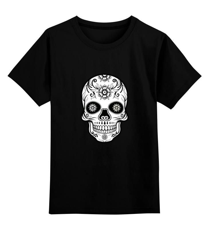 Printio Череп детская футболка классическая унисекс printio череп mescalinos