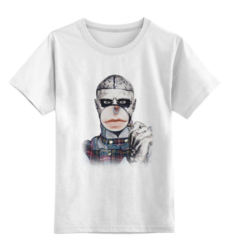 Детская футболка классическая унисекс Printio Zombie boy детская футболка классическая унисекс printio zombie music