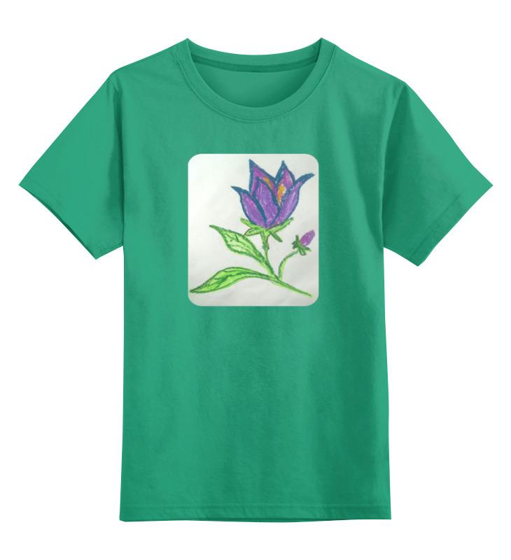 Детская футболка классическая унисекс Printio Колокольчик
