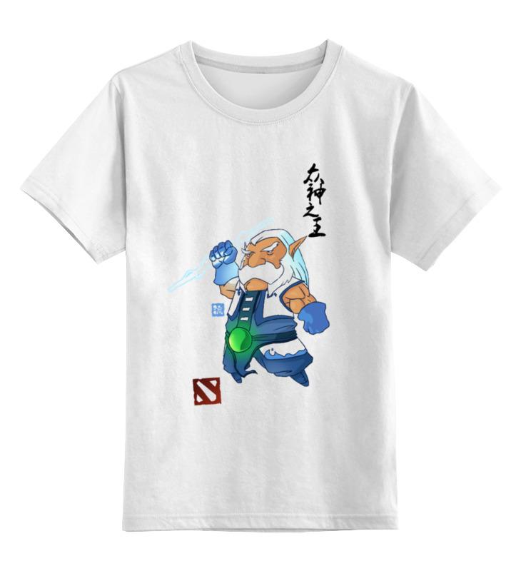 Детская футболка классическая унисекс Printio Dota 2 zeus детская футболка классическая унисекс printio классическая футболка dota 2