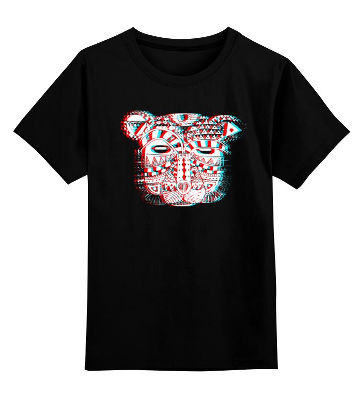 Printio Медведь 3d детская футболка классическая унисекс printio медведь с птицей
