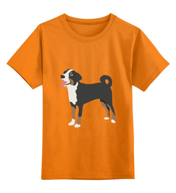 Детская футболка классическая унисекс Printio Собака bronte e wuthering heights роман на английском языке