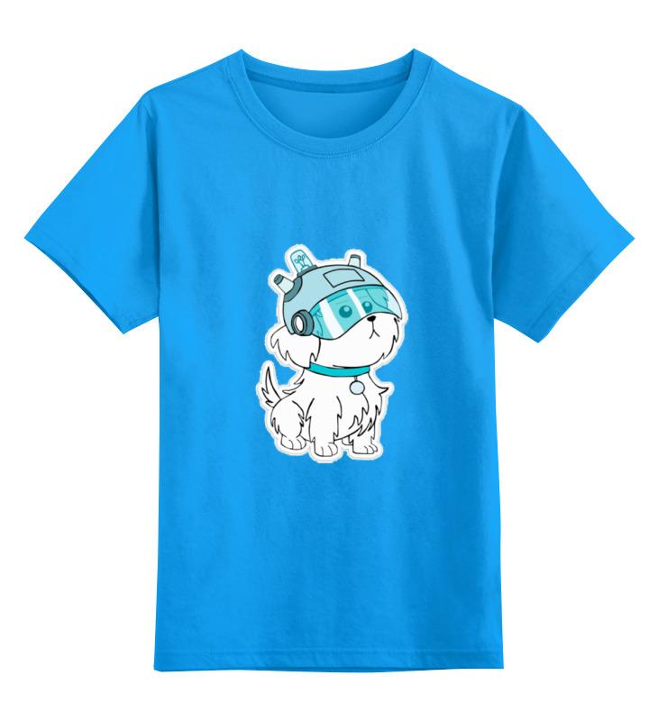 Детская футболка классическая унисекс Printio Rick and morty